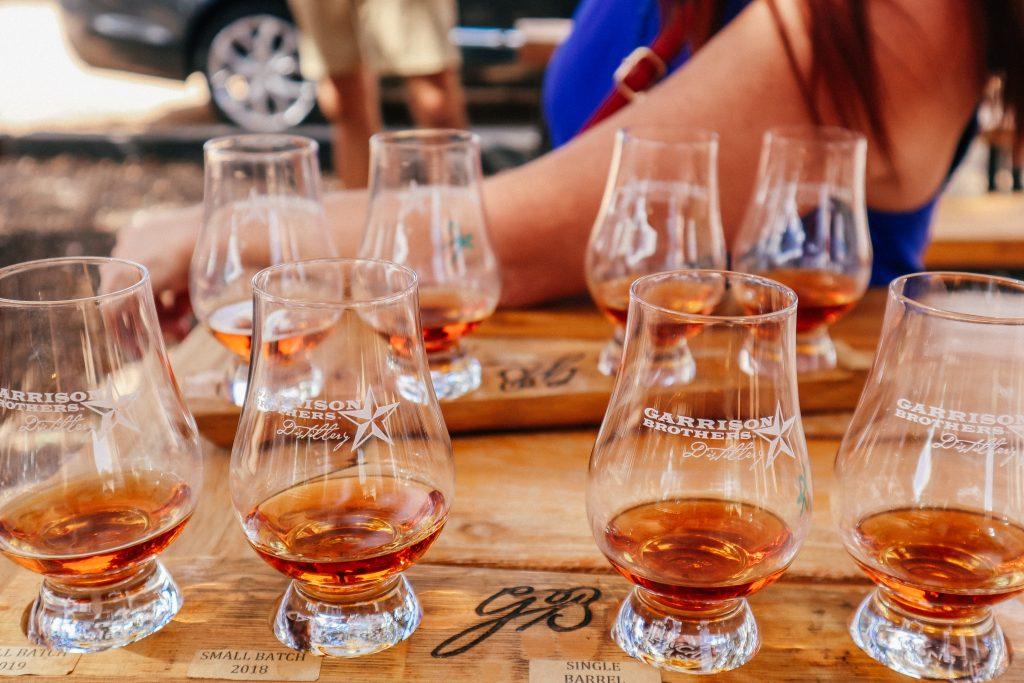 Spring break in Texas Garrison Brothers Distillery