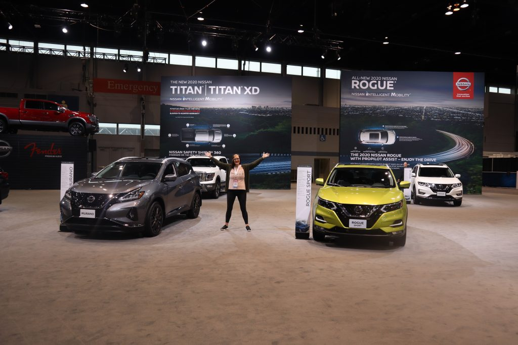 Do you have questions about the Chicago Auto Show? This will help answer them!
