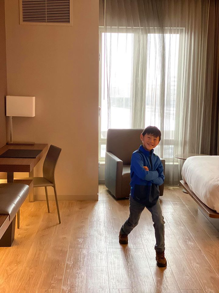 Parents guide to mall of america - find a great room like the one we stayed in at AC Hotel Bloomington