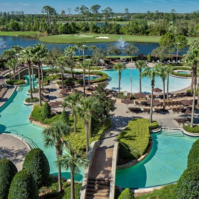 The best hotel for Disney Princess Half Marathon: Hilton Orlando Bonnet Creek