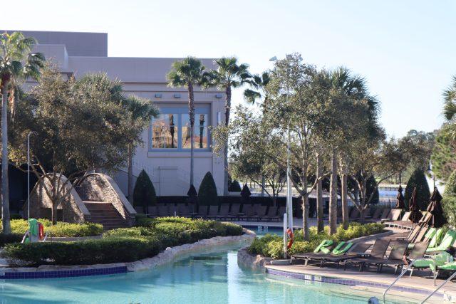 Hilton Orlando Bonnet Creek Pool