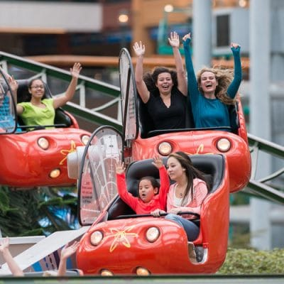 A Parent's Guide to the Mall of America