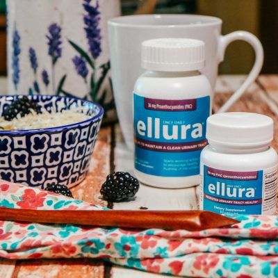 Want to know how to manage UTIs? ellura has a way!