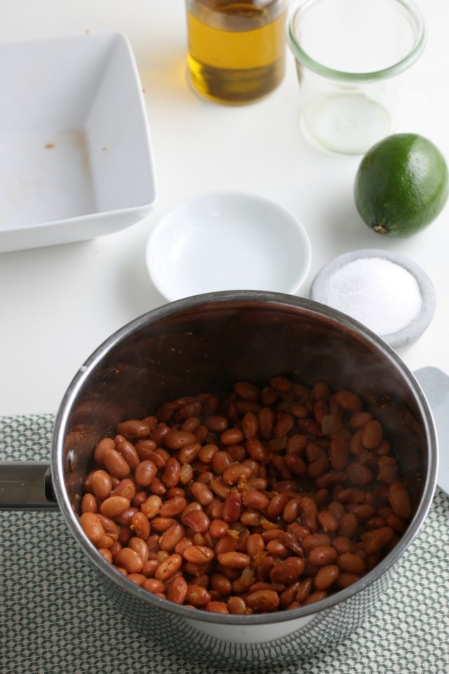 refried bean recipe