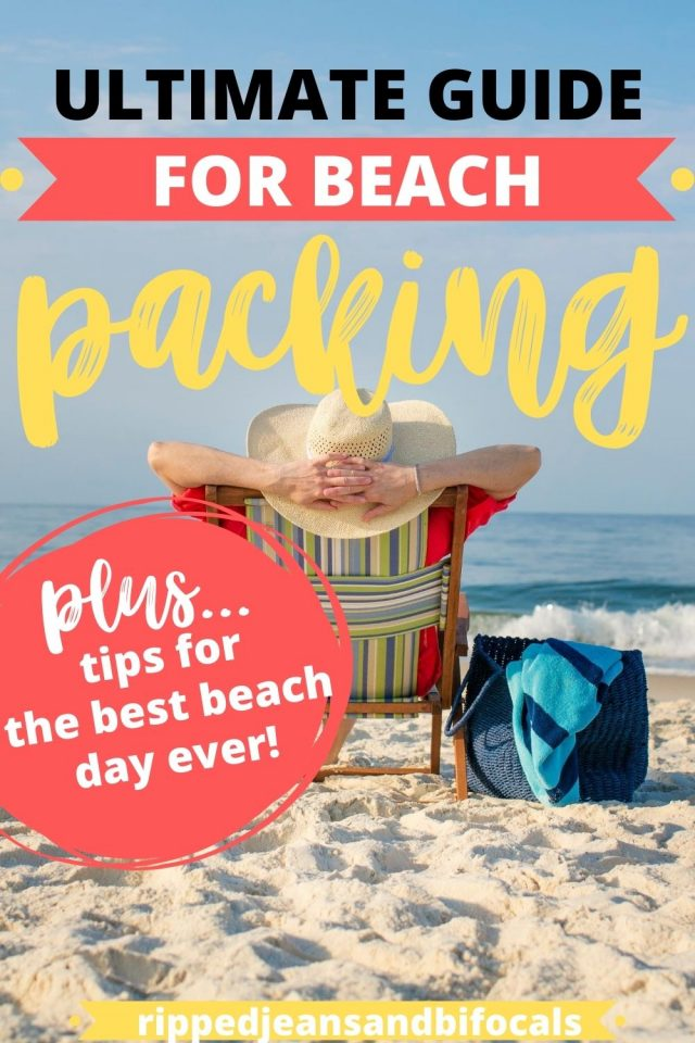 Ultimate Guide for Beach Packing