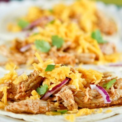 30 Easy Chicken Taco Recipes