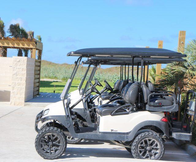 Beach Golf Carts