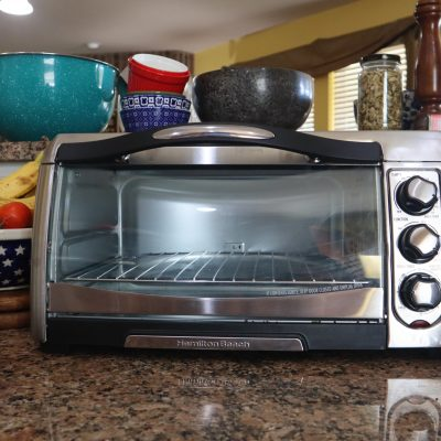 Air Fryer, Toaster Oven + More. Enter to win a Sure-Crisp Oven from Hamilton Beach