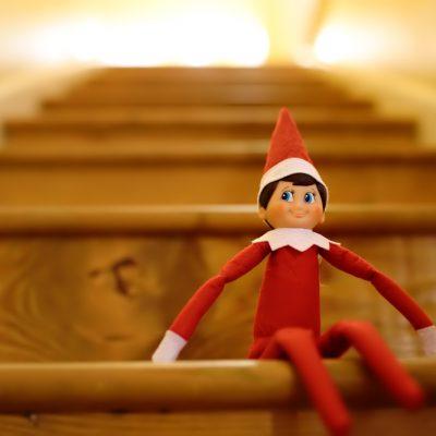 elf on the shelf excuses