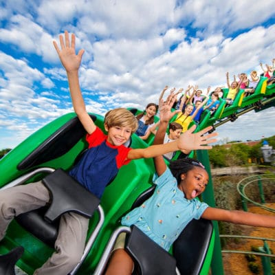 Best Theme Park Military Discounts