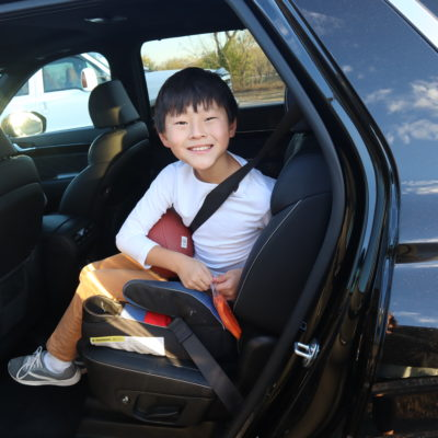 The Complete Guide to Ride Sharing with Kids