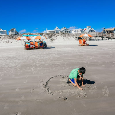Best Texas Beaches for Families this Summer