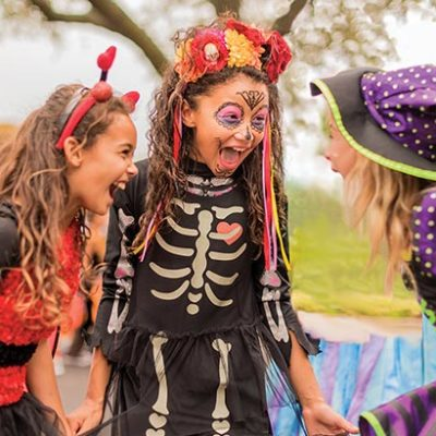 Halloween at SeaWorld San Antonio