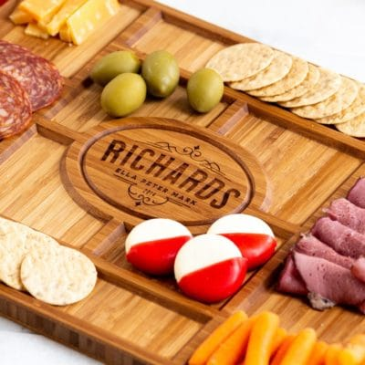 15 Fun and Unique Charcuterie Boards To Gift